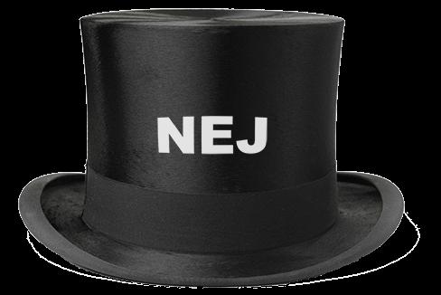 Tag nej-hatten på
